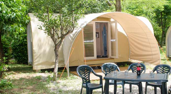 Coco Sweet Camping Les Plans
